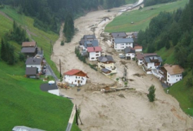 Climate change has shifted the timing of European floods