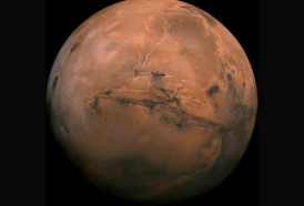 If Mars is colonized, we may not need to ship in the bricks