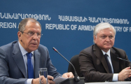 Lavrov discusses the Nagorno-Karabakh conflict with Armenian FM
