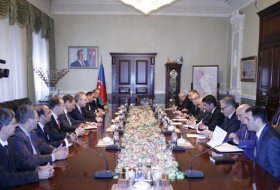 SOCAR President receives E.ON delegation