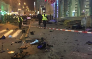 SUV rams into crowd of people in Ukraine's Kharkiv, 5 killed |