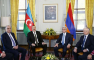 Azerbaijani, Armenian presidents meet in Geneva - PHOTOS