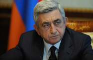 TV Channel of Russian Defense Ministry called Sargsyan