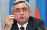 Armenian president touches on Iran's position on Karabakh conflict