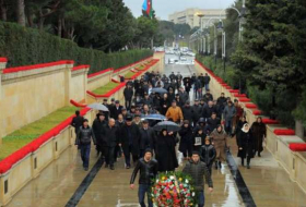 Azerbaijan commemorates soldiers, officers martyred in Dashalti operation