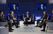 President Ilham Aliyev: All basic freedoms provided in Azerbaijan - VIDEO