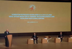 Azerbaijani minister talks investments for districts' development