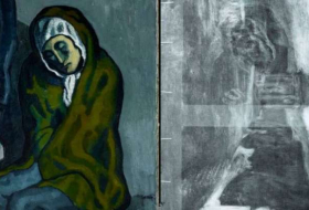 In Picasso's Blue Period, scanners find Secrets he painted over