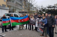 Azerbaijanis in Munich hold protest rally over Khojaly genocide  - PHOTOS