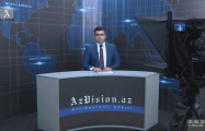 AzVision TV releases new edition of news in German for February 16- VIDEO