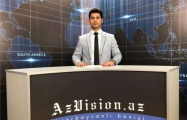 AzVision TV releases new edition of news in German for February 20- VIDEO