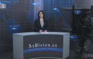 AzVision TV releases new edition of news in English for February 22- VIDEO