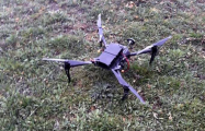 Azerbaijan intercepts Armenian quadrocopter - PHOTO