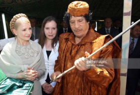 Qaddafi regime funded presidential campaigns in US, Ukraine, France