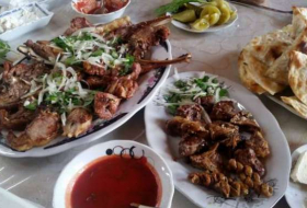 What to eat in Baku and Azerbaijan - PHOTOS
