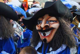 The Basel carnival and the traditional Morgenstraich - NO COMMENT