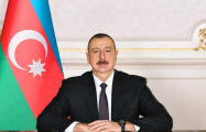 Ilham Aliyev orders to allocate funds to develop education infrastructure