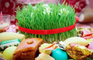 Azerbaijanis celebrate Last Tuesday of Novruz Holiday