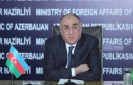 FM: Karabakh talks to be intensified after elections in Azerbaijan, Armenia