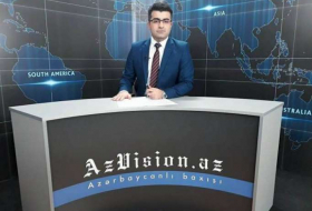 AzVision TV releases new edition of news in German for March 15- VIDEO