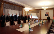 Group of Azerbaijani military officers promoted to colonel