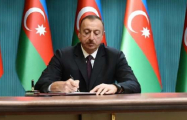 Azerbaijan president signs pardon order - UPDATED
