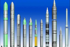 World's longest-range intercontinental ballistic missiles - VIDEO