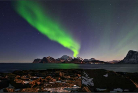 Solar storm to amp up Earth's Northern Lights Wednesday
