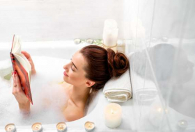 Study reveals taking hot bath burns as many calories as 30-minute walk