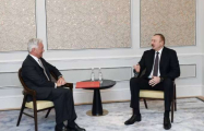 Ilham Aliyev meets with UK minister of state Alan Duncan