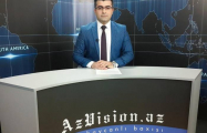 AzVision TV releases new edition of news in German for April 26- VIDEO