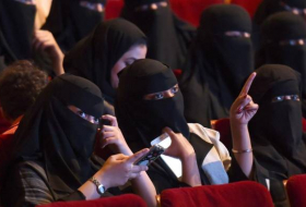 Saudi Arabia cinema's open doors for first time in 35 years - NO COMMENT