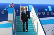 Azerbaijani president arrives in Turkey on official visit