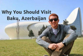 Why you should visit Baku, Azerbaijan