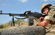 Armenia breaks ceasefire with Azerbaijan 113 times