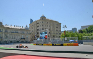 Representatives of Formula 1 teams already in Baku