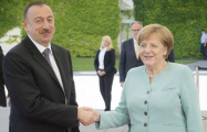 Merkel: Germany ready to further support Azerbaijan as partner on way of political, economic modernization