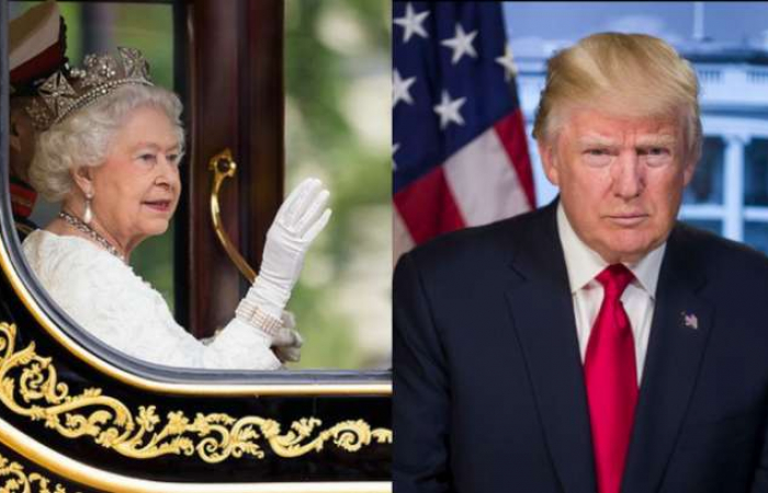 "What the royal family and Donald Trump both understand - <span style=""color: #ff0000;"">OPINION</span>"