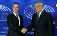 Zuckerberg apologises to European Parliament for 'harm'- VIDEO