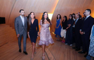 Heydar Aliyev Center hosts presentation of