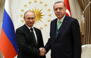 Putin congratulates Erdogan on election victory