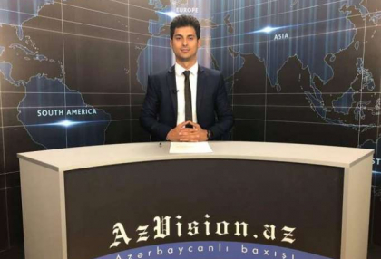 AzVision TV releases new edition of news in German for May 16- VIDEO