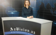 AzVision TV releases new edition of news in English for May 22- VIDEO
