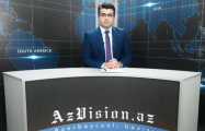 AzVision TV releases new edition of news in German for May 25 - VIDEO