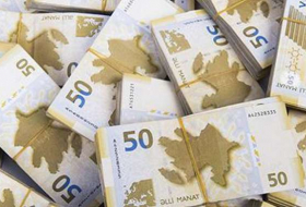 Average exchange rate of manat for April announced