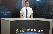 AzVision TV releases new edition of news in German for May 18 - VIDEO