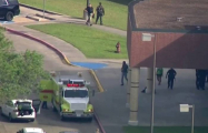 At least eight dead, explosives found in Texas school shooting