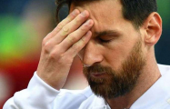 Messi dream turns nightmare in moments of Argentine World Cup infamy