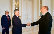President Ilham Aliyev received delegation led by Russian State Duma chairman - URGENT