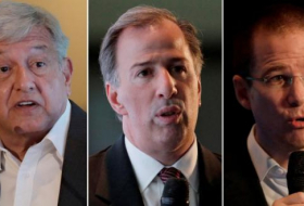 Anti-corruption watchdogs wonder: 'Who is funding Mexico's presidential candidates?'